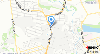 Управление ветеринарии Ростовской области на карте