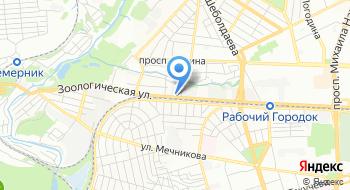 Интернет-магазин 800watt.ru на карте