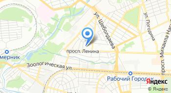 Донской кинологический племенной центр на карте