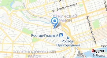 ЭкспрессМоторс на карте