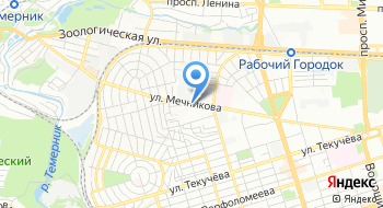 ЮМК на карте