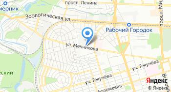 ГранитКМ на карте