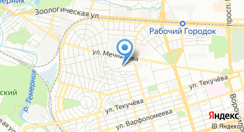 Детейлинг-студия Евгения Походенко на карте