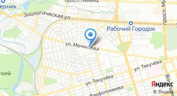 Ростов-Прокат на карте