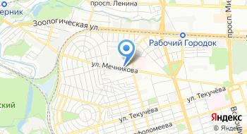 Мастер-строй на карте