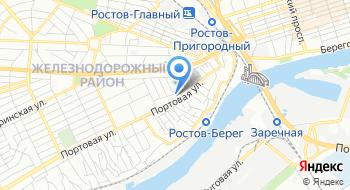 Южное аэрогеодезическое предприятие на карте