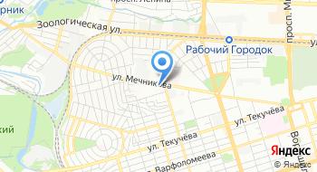 Тойота центр Ростов-на-Дону Юг на карте