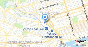 СХЛ Пластикс Юг, ЛТД на карте
