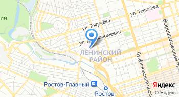 Дорожный центр урологии на карте