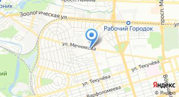 Аис-Юг на карте