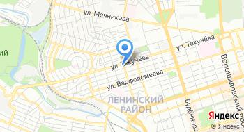 Дельтафорт на карте