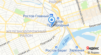 Центр оценки и аудита Эксперт на карте