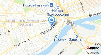 Донская духовная семинария на карте