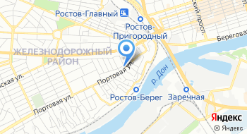 Алмаз Групп, филиал на карте