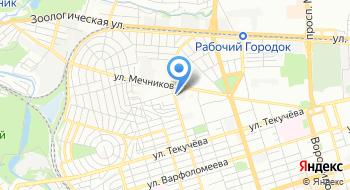 ГУ МЧС России по Ростовской области на карте