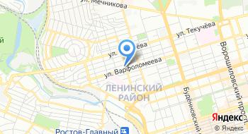 Мбуз Детская городская поликлиника № 8 на карте