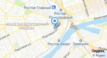 Rostcash.ru на карте