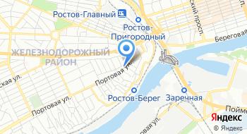 Ракоедоff на карте