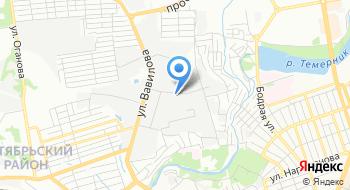 Штрих-М Сервис Ростов на карте