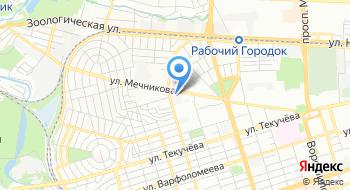 Кроз на карте