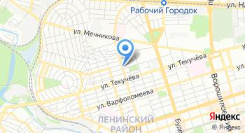 Торговый дом Мега-Дон на карте
