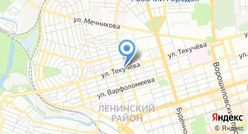 УФМС России по Ростову и РО, отделение №1 на карте