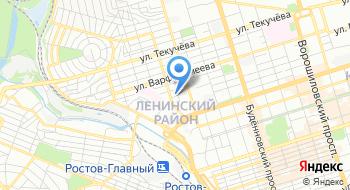 Квартира посуточно ЖД вокзал на карте