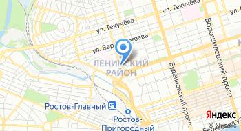 Швейная фабрика Котти на карте