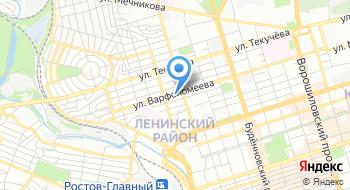 Феникс-Презент на карте