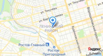 Аудиторско-оценочная компания Аудит-Эксперт на карте