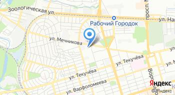 ТСН ГСК Дружба-1 на карте