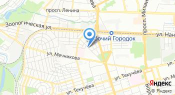 Кружева на карте