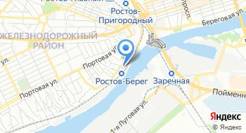 РЖД на карте