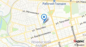 Региональный центр информационных систем на карте