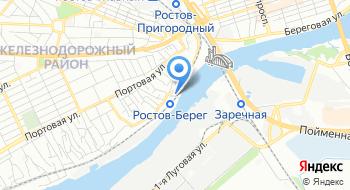 Административно хозяйственный центр, участок СТВ на карте