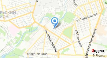 Охранное агентство Авангард на карте