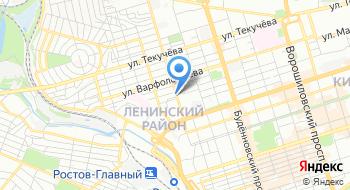 Денисов-Аудит на карте