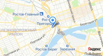 Компласт на карте