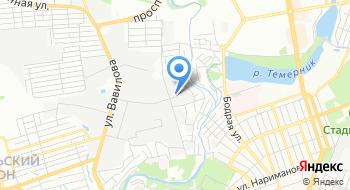 Ростовский компрессорный завод на карте
