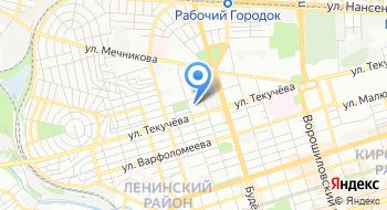 ЧОУ Свято-Георгиевская православная средняя общеобразовательная школа на карте