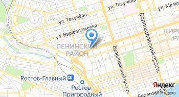 Донская пожарная компания на карте