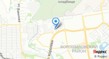 Ростовская СТОА №3 ДонАвтосервис на карте