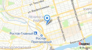 Салон связи, офис на карте