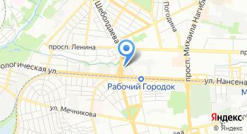 ФГУП охрана МВД России Ростовской области на карте