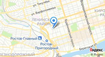Банк ОФК на карте