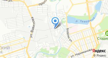 Рускан дистрибьюшин Южный филиал на карте