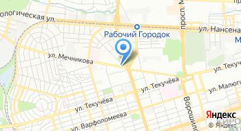 Артлайф на карте
