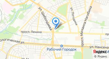 Студенческий театр Universum на карте