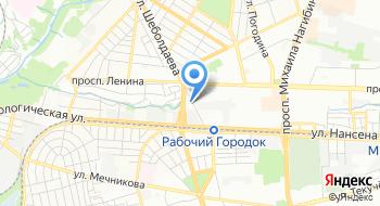Донской расчетный центр на карте