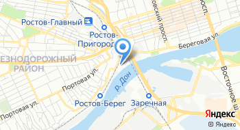 Клише-центр на карте